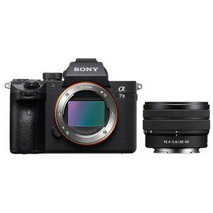 Für weitere Info hier klicken. Artikel: Sony Alpha 7 III (ILCE-7M3) Gehäuse + SEL 28-60 f/4.0-5.6
