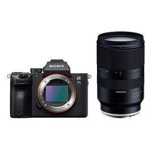 Für weitere Info hier klicken. Artikel: Sony Alpha 7 III (ILCE-7M3) + Tamron 28-75mm f/2,8 Di III RXD Sony FE-Mount