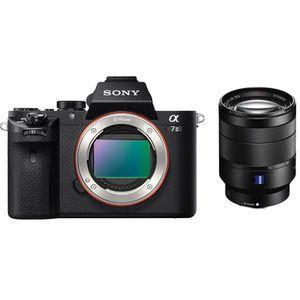 Für weitere Info hier klicken. Artikel: Sony Alpha 7 II (ILCE-7M2) + AF 4,0/24-70 ZA OSS schwarz