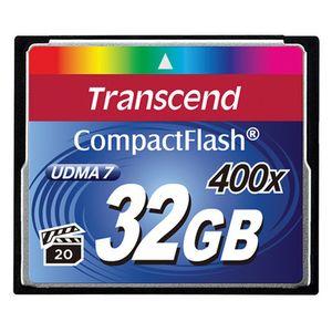 Für weitere Info hier klicken. Artikel: Transcend CF-Card Extreme Speed 400x 32 GB