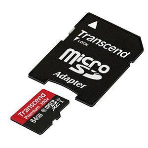 Für weitere Info hier klicken. Artikel: Transcend Micro SDXC-Card Class 10 UHS-I 300x + SD Adapter 64 GB