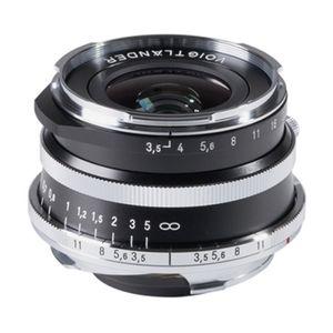 Für weitere Info hier klicken. Artikel: Voigtländer Color Skopar 21mm f/3,5 asphärisch VM schwarz Leica M