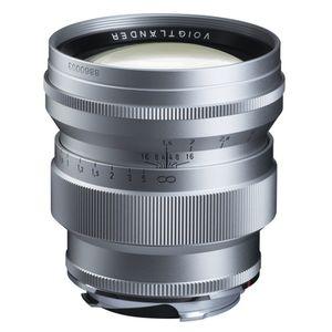 Für weitere Info hier klicken. Artikel: Voigtländer Nokton 75mm f/1,5 asph. VM silber Leica M