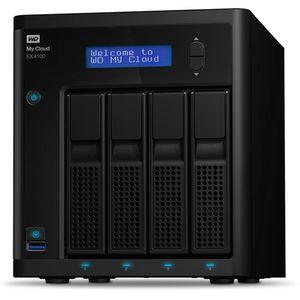 Für weitere Info hier klicken. Artikel: Western Digital My Cloud EX4100 16TB 4-Bay NAS-Speicher 16 TB