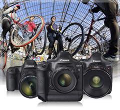 Canon EOS Digitale Spiegelreflex Kamera