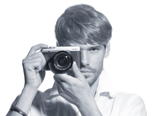 Fujifilm X Serie Systemkamera