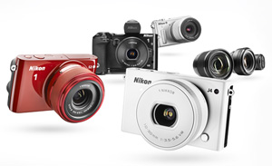 Nikon 1 Systemkamera