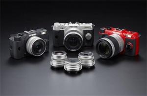 Pentax Q Systemkamera