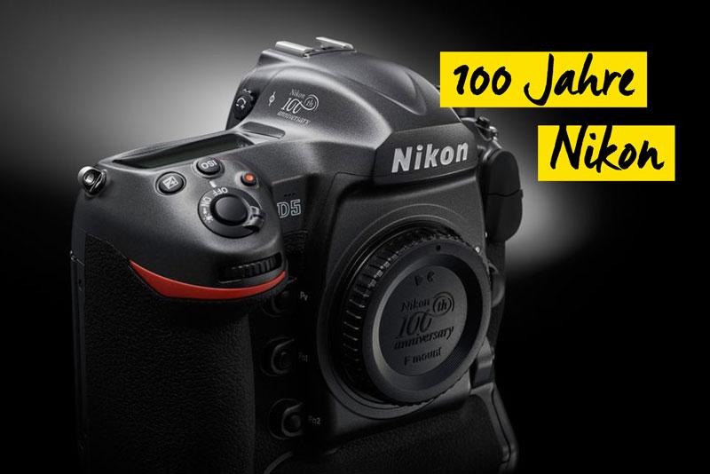 100 Jahre Nikon