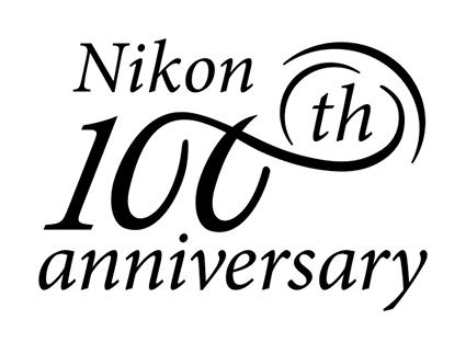 100 Jahre Nikon Logo