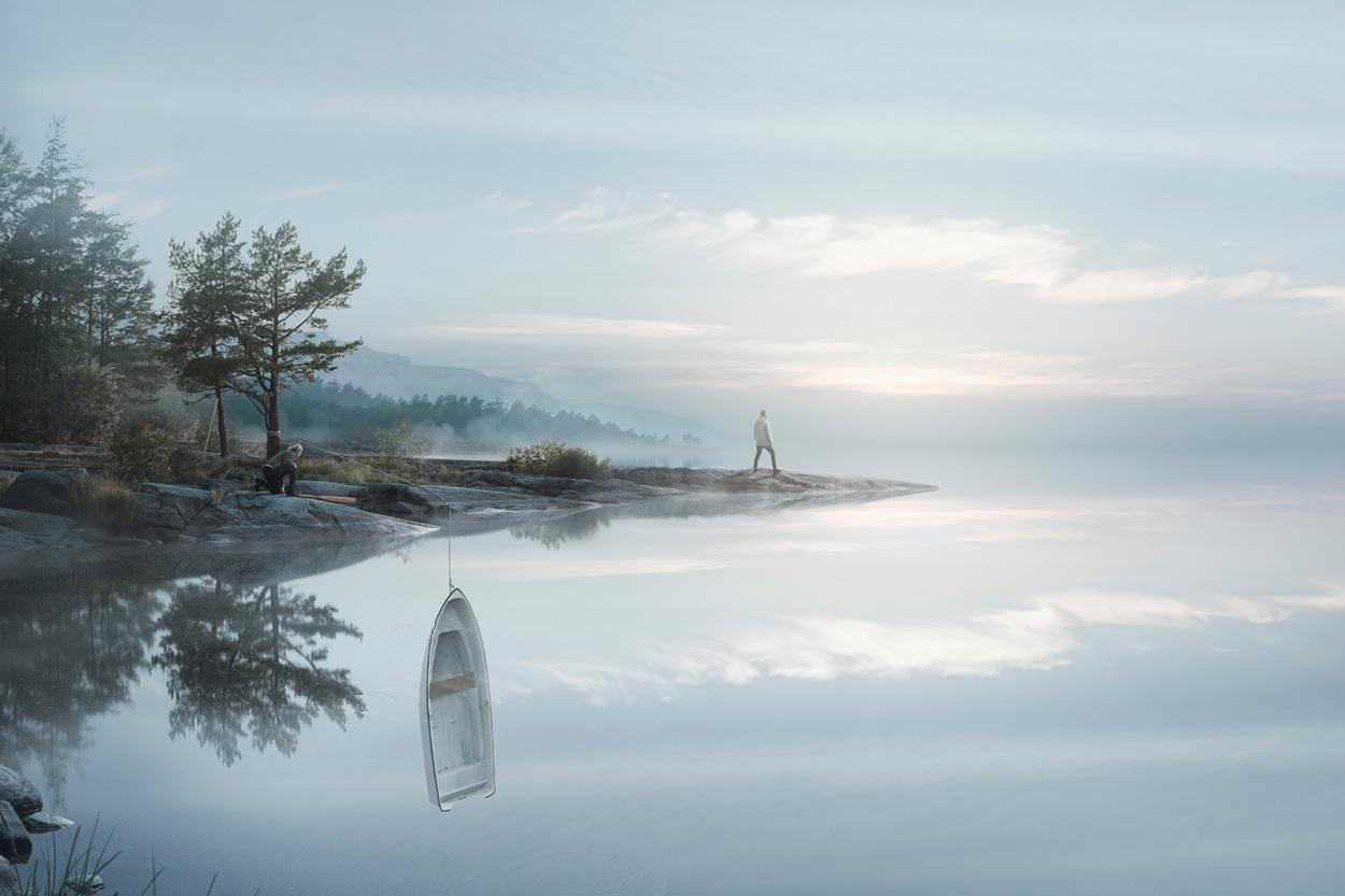 Schnappschuss 60 - Erik Johansson - Endless Reflections
