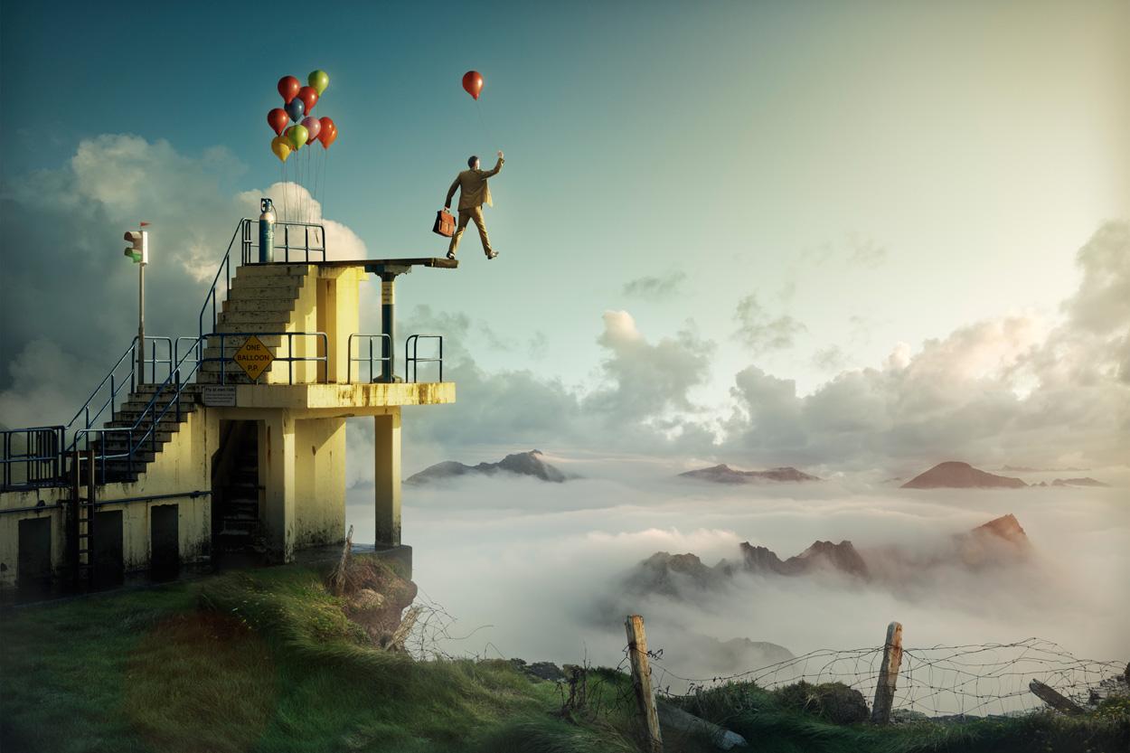 Schnappschuss 60 - Erik Johansson - Leap Of Faith