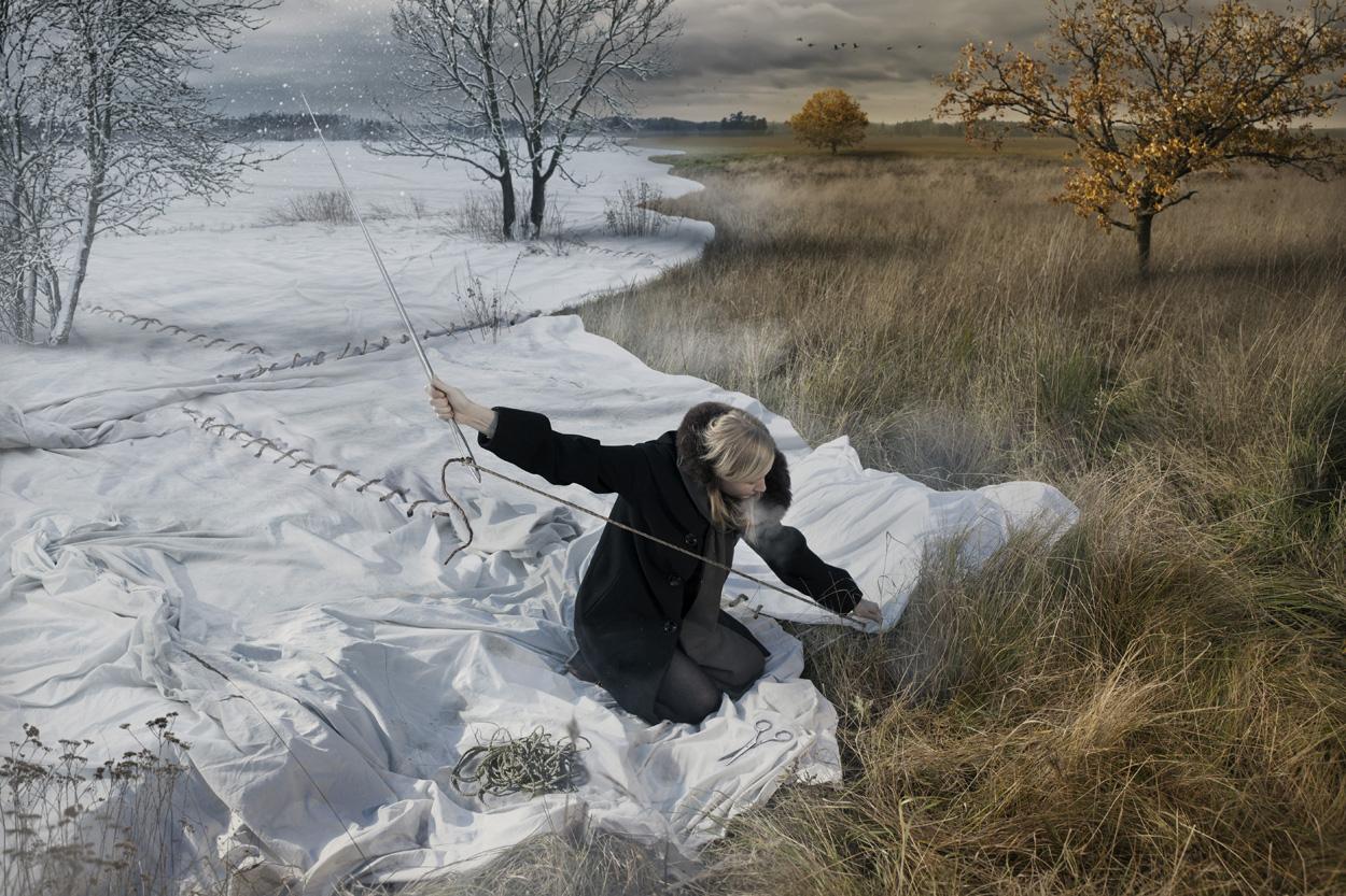 Schnappschuss 60 - Erik Johansson - Expecting Winter