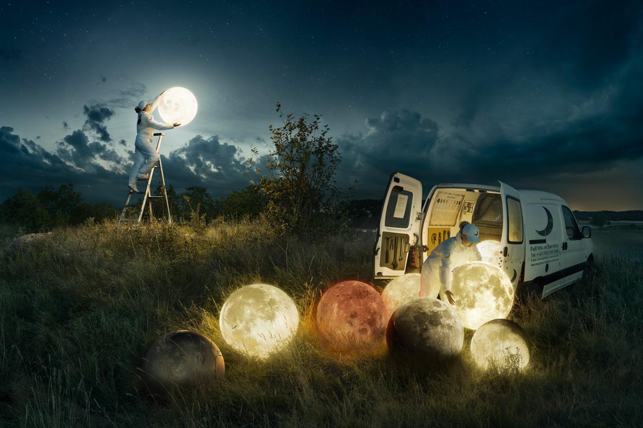 Schnappschuss 60 - Erik Johansson - Full Moon Service