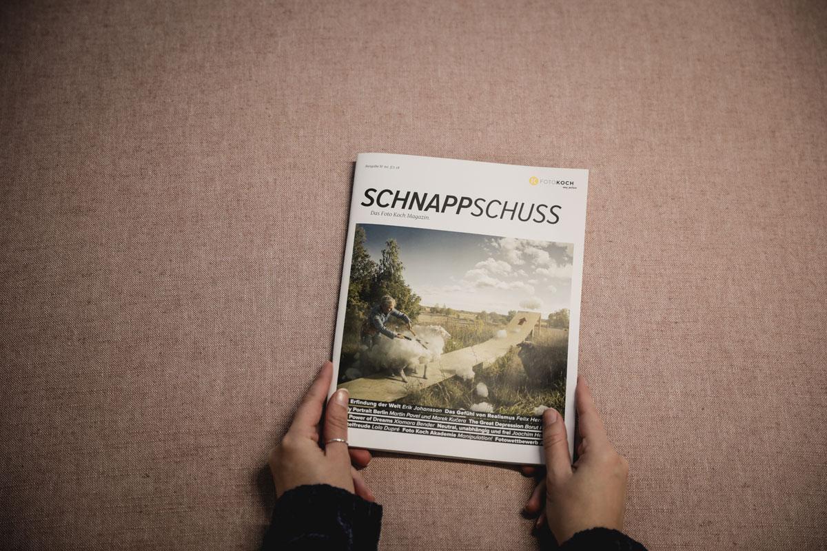 Schnappschuss 60 - Blick in den Schnappschuss - Cover