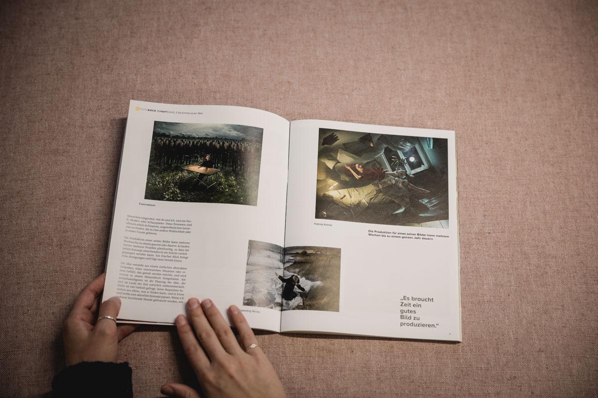 Schnappschuss 60 - Blick in den Schnappschuss - Die Erfindung der Welt