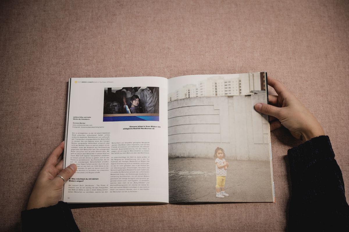 Schnappschuss 60 - Blick in den Schnappschuss - The Power Of Dreams
