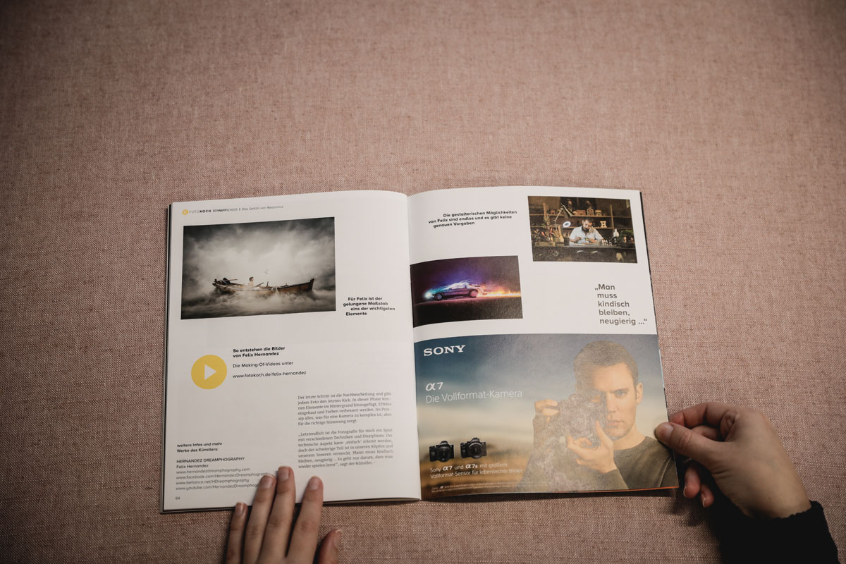 Schnappschuss 60 - Blick in den Schnappschuss - Das Gefühl von Realismus