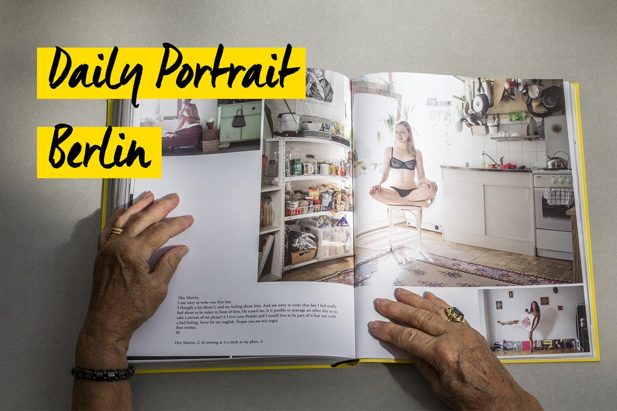 Schnappschuss 60 - Daily Portrait Berlin - Teaser