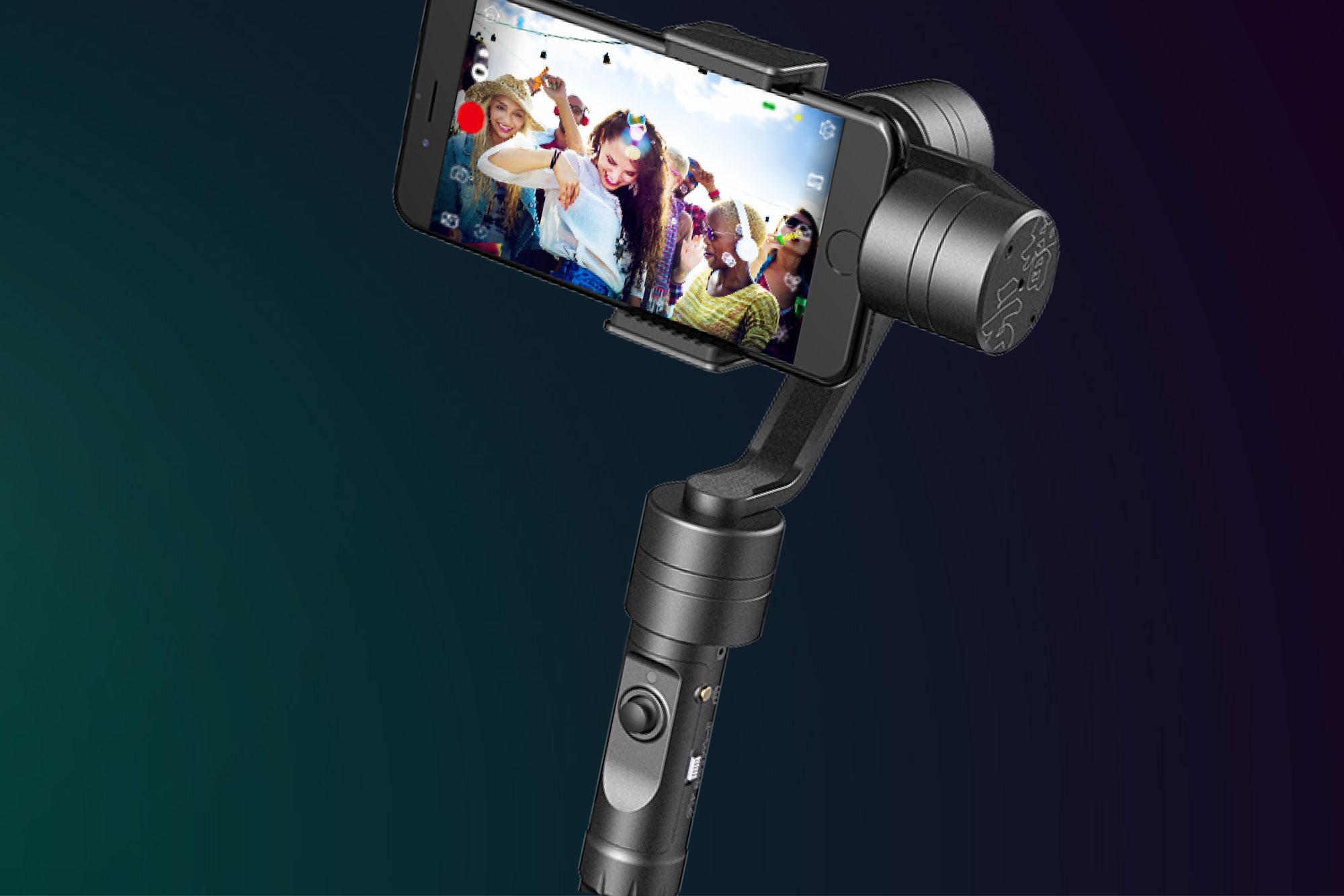 Zhiyun Markenstore - Smartphone Stabilizer
