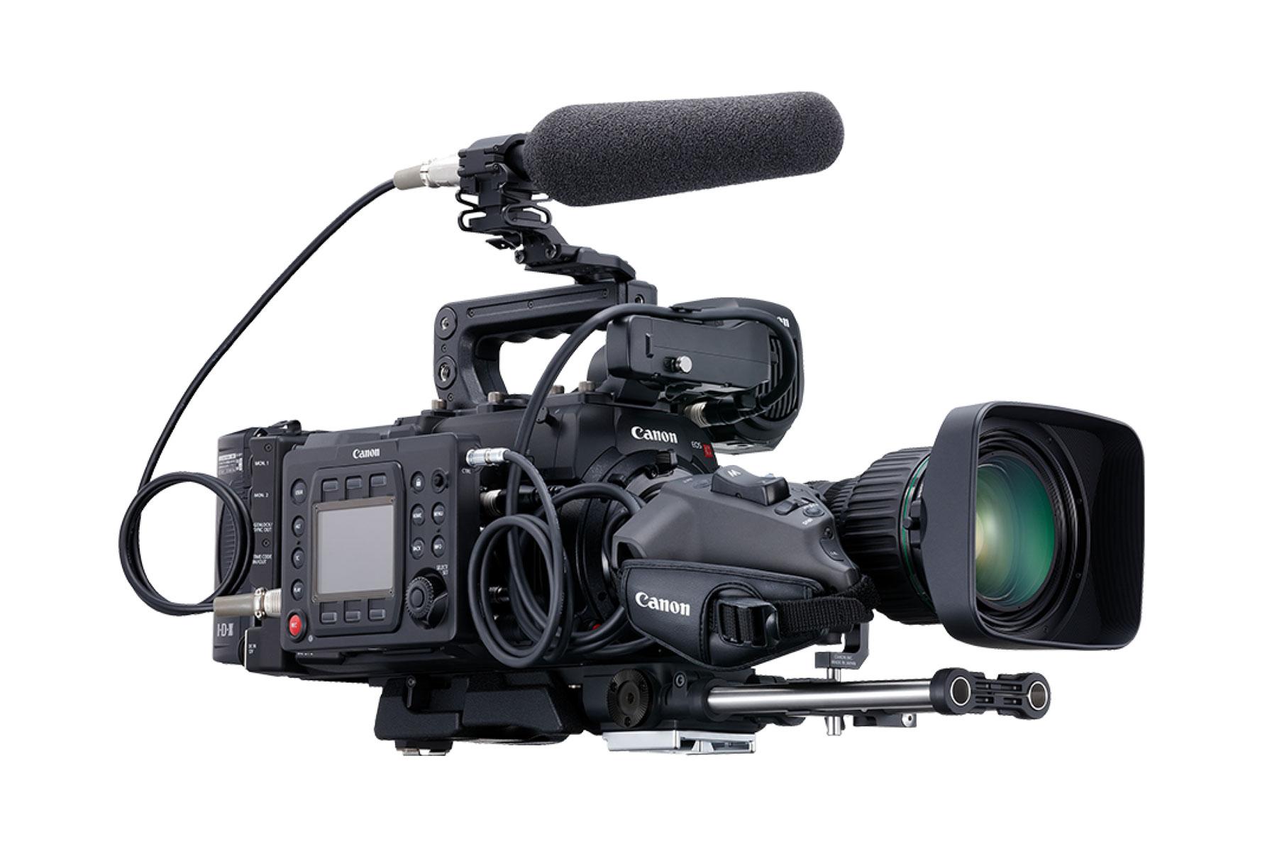 Canon 0 Prozent Leasing - Cinema