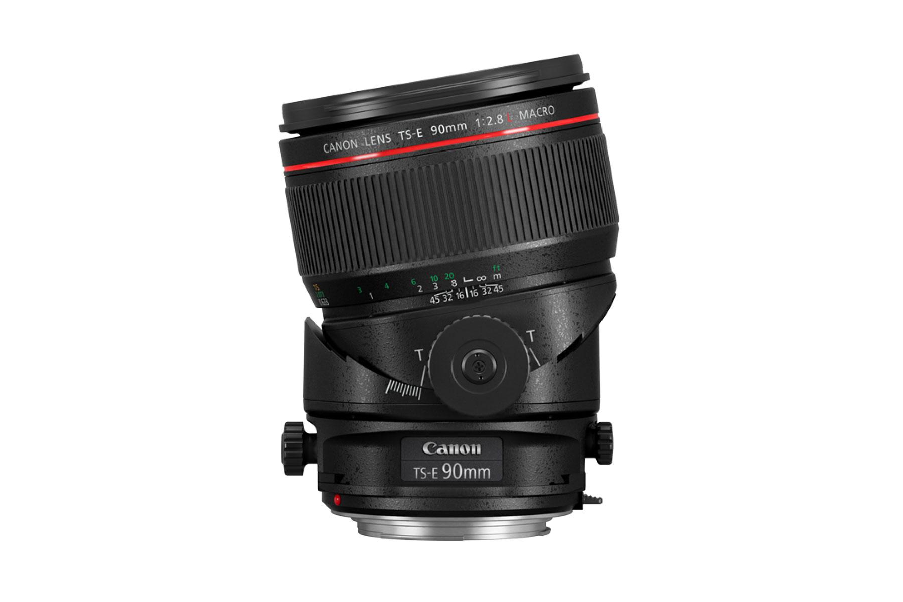 Canon 0 Prozent Leasing - Tilt-Shift-Objektive