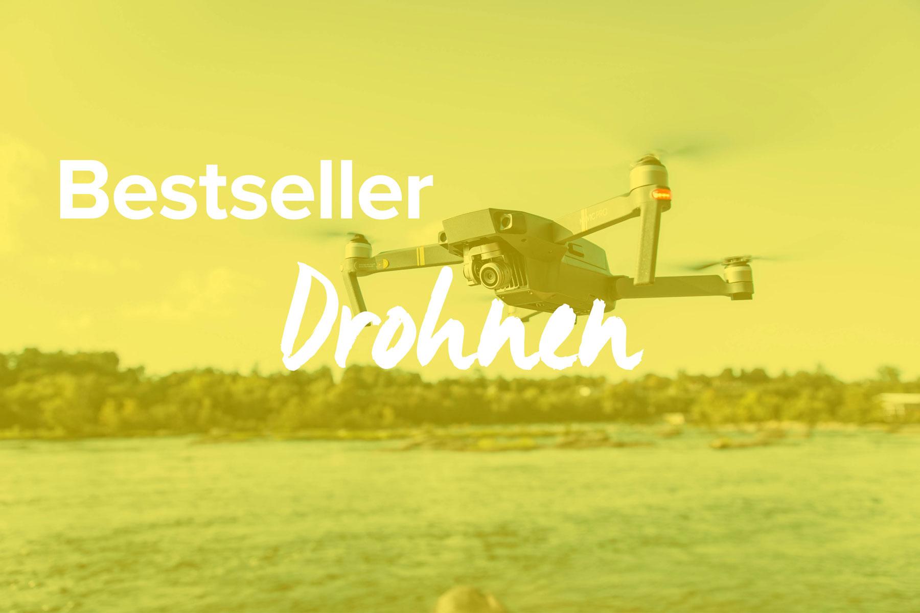 Unsere beliebtesten Drohnen