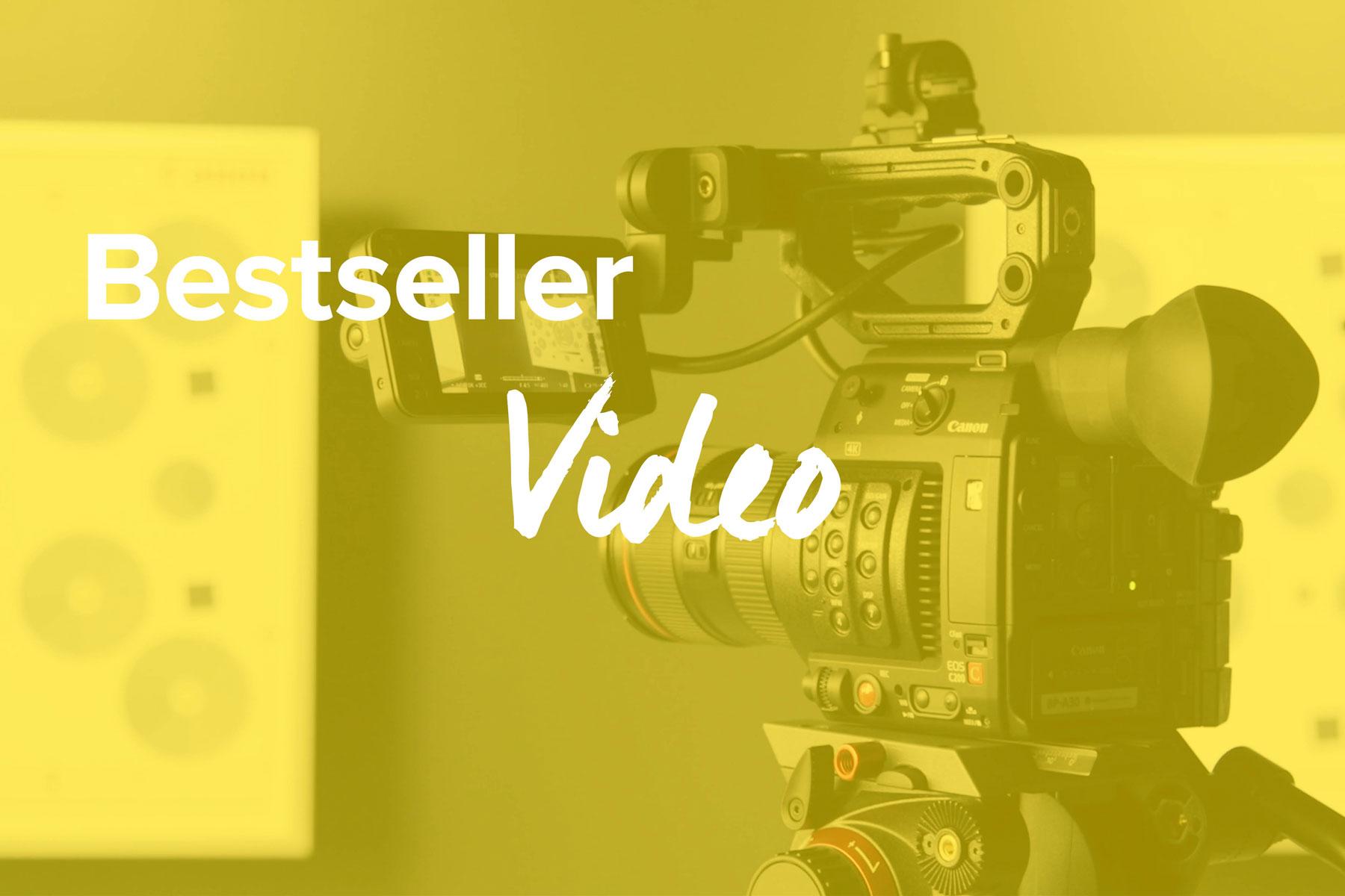 Unsere beliebtesten Video Produkte