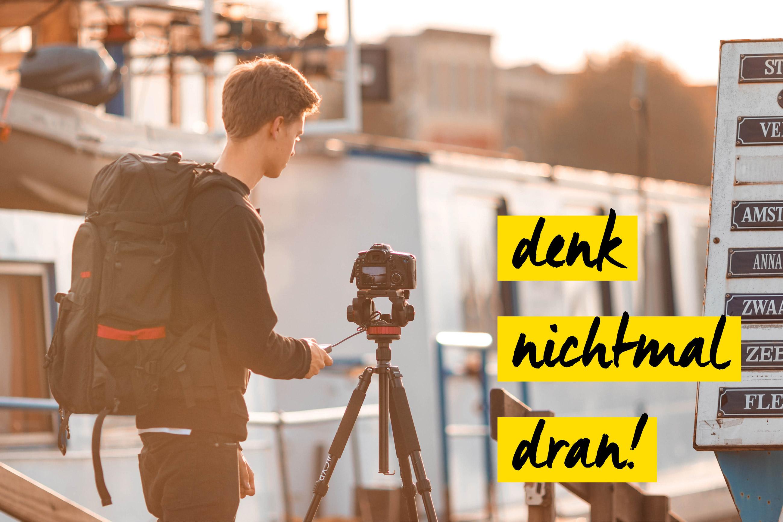 9 Dinge, die man zu einem Fotografen nicht sagen sollte