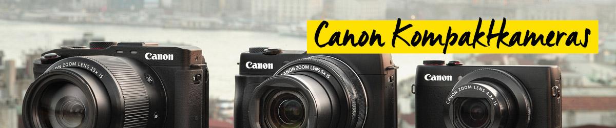 Canon Kompaktkameras