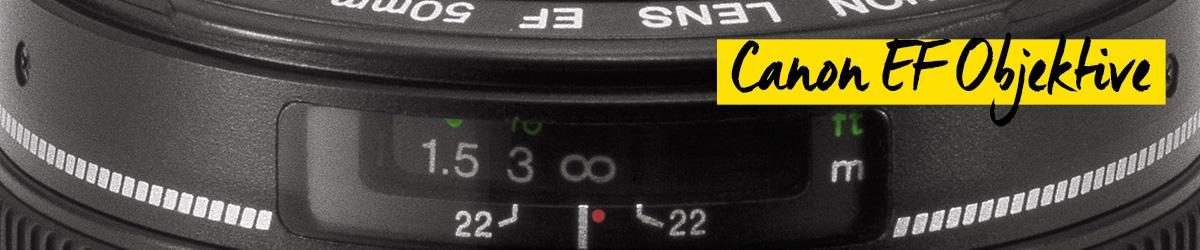 Canon EF-Objektive