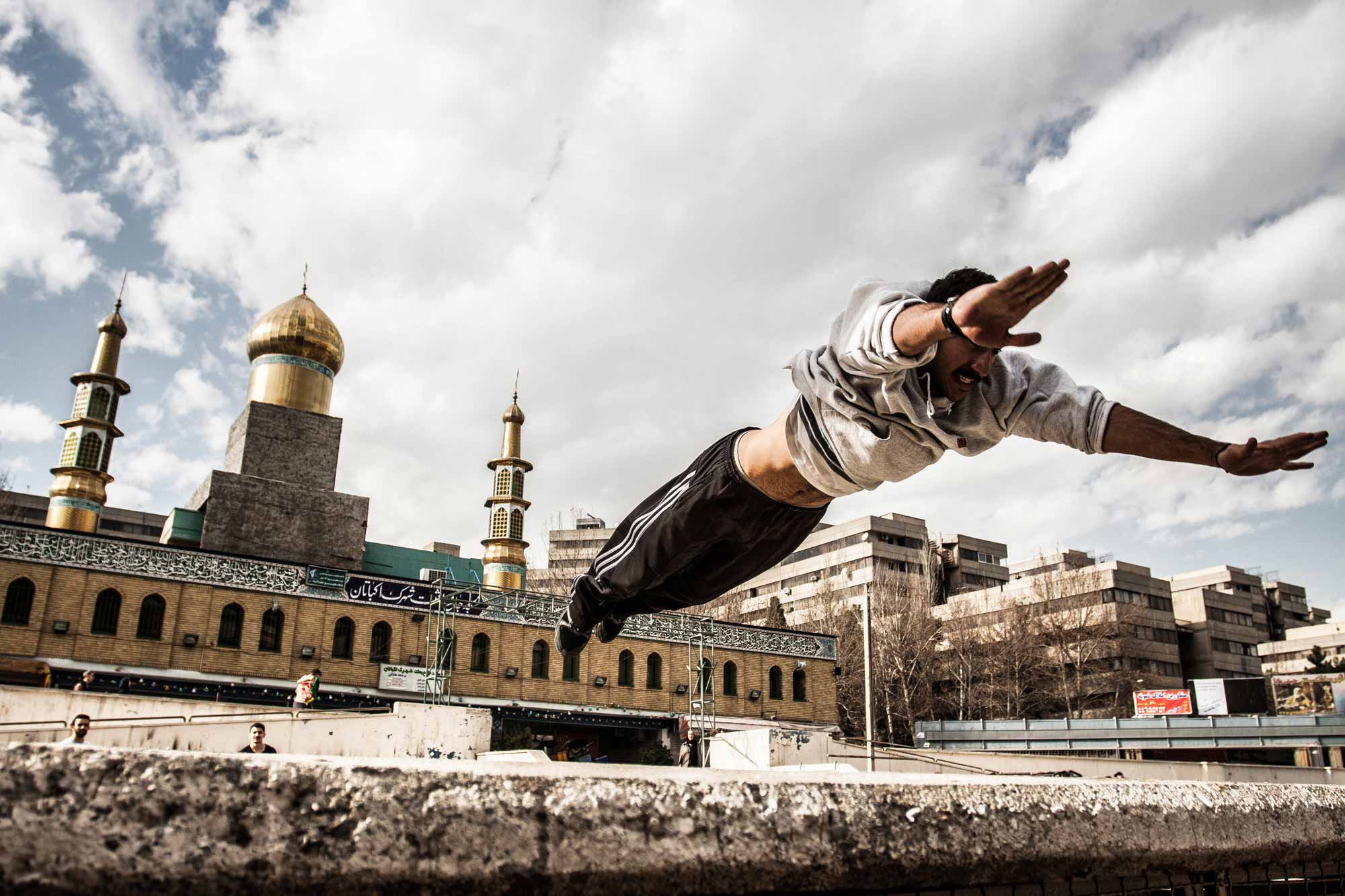 Fotoreportage Children of Islam