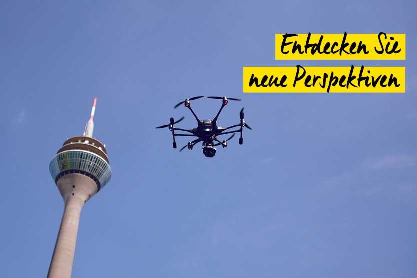 Übersicht Drohnen und Multikopter