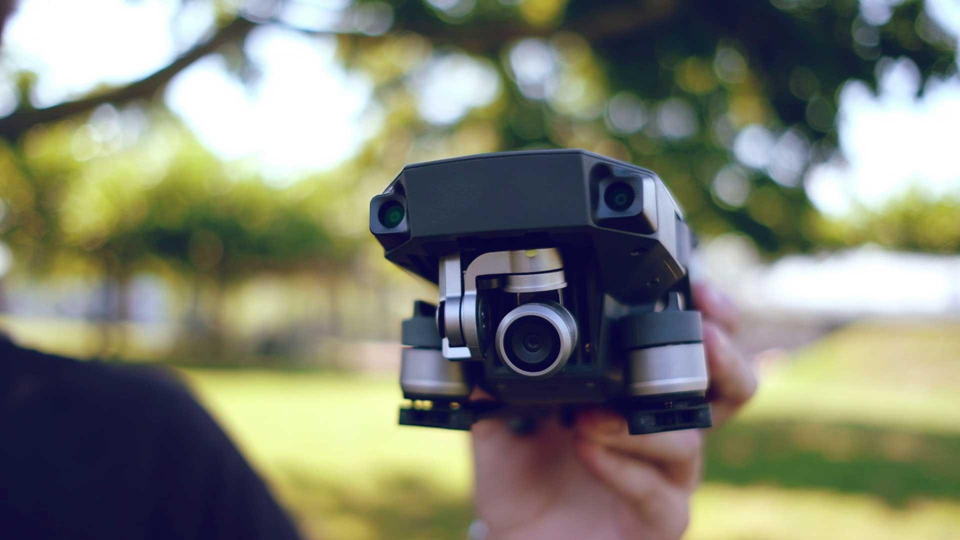 DJI Mavic - Kamera