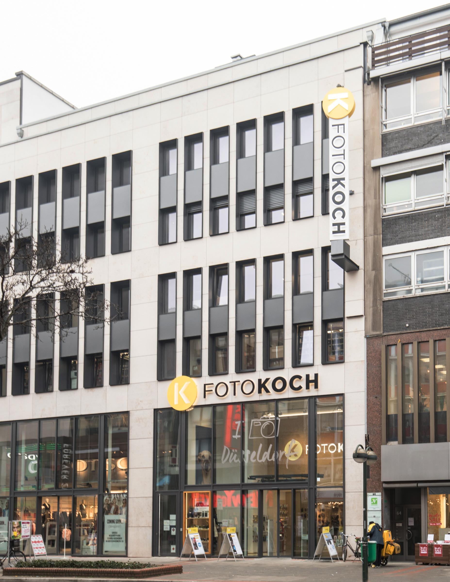 Ladengeschäft Foto Koch