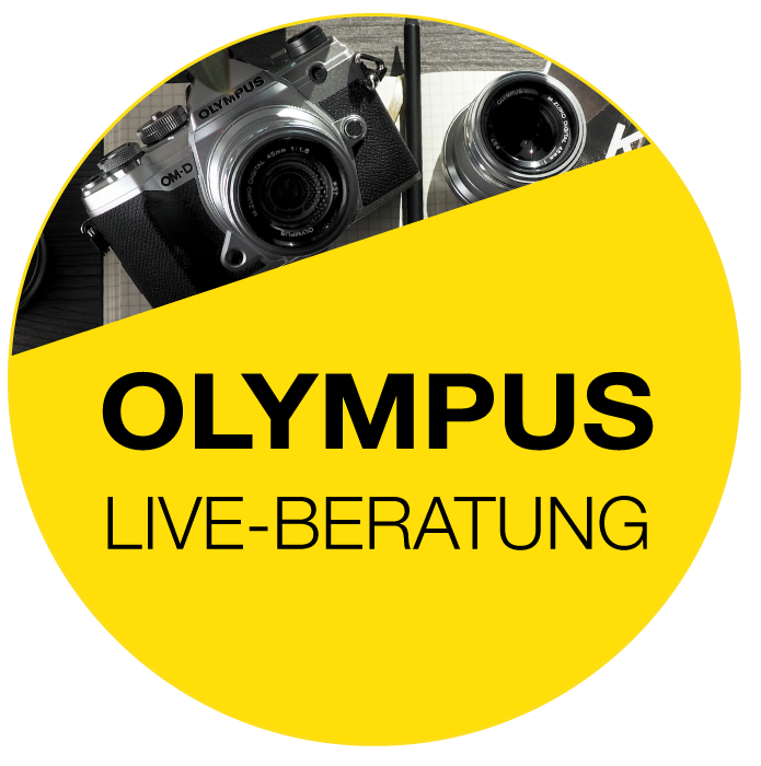 Olympus Live Beratung