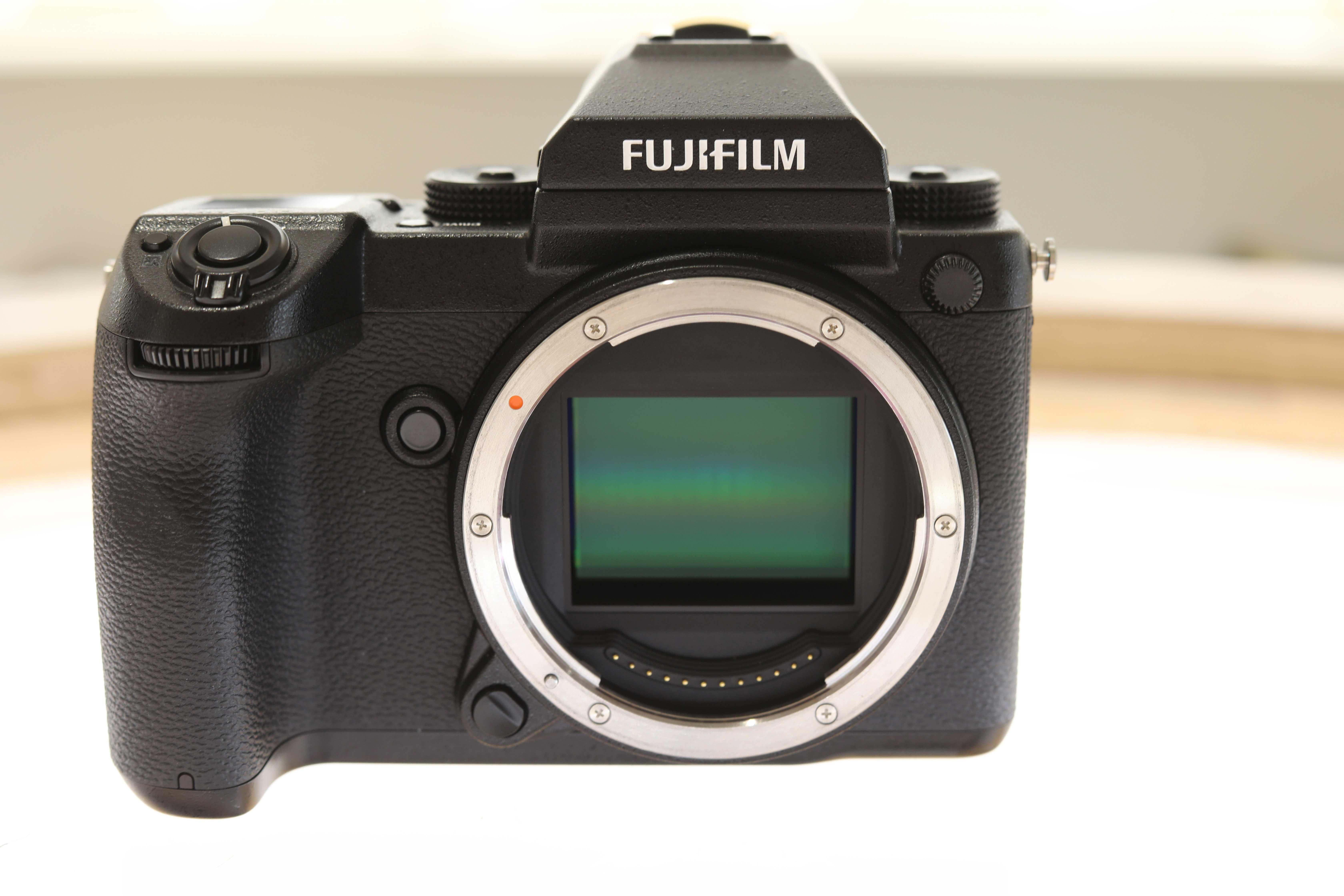 Fujifilm GFX 50S (Sensor)