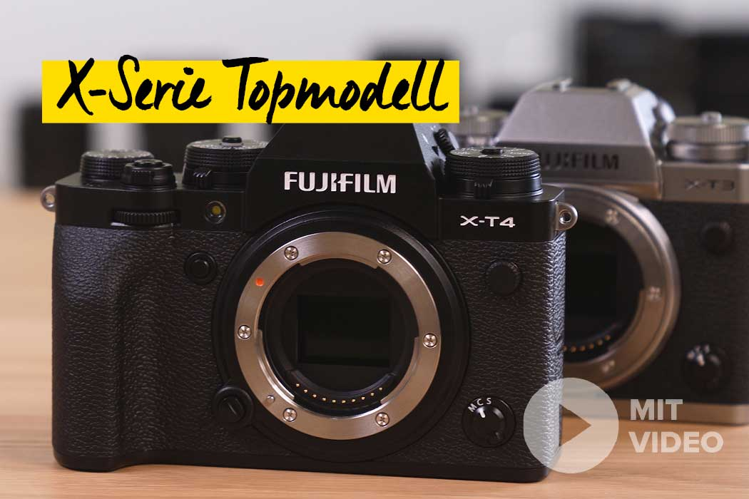 Fujifilm X-T4 vs X-T3 Blogbeitrag