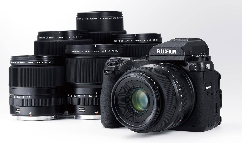 Fujifilm GFX 50S Gesamtbild