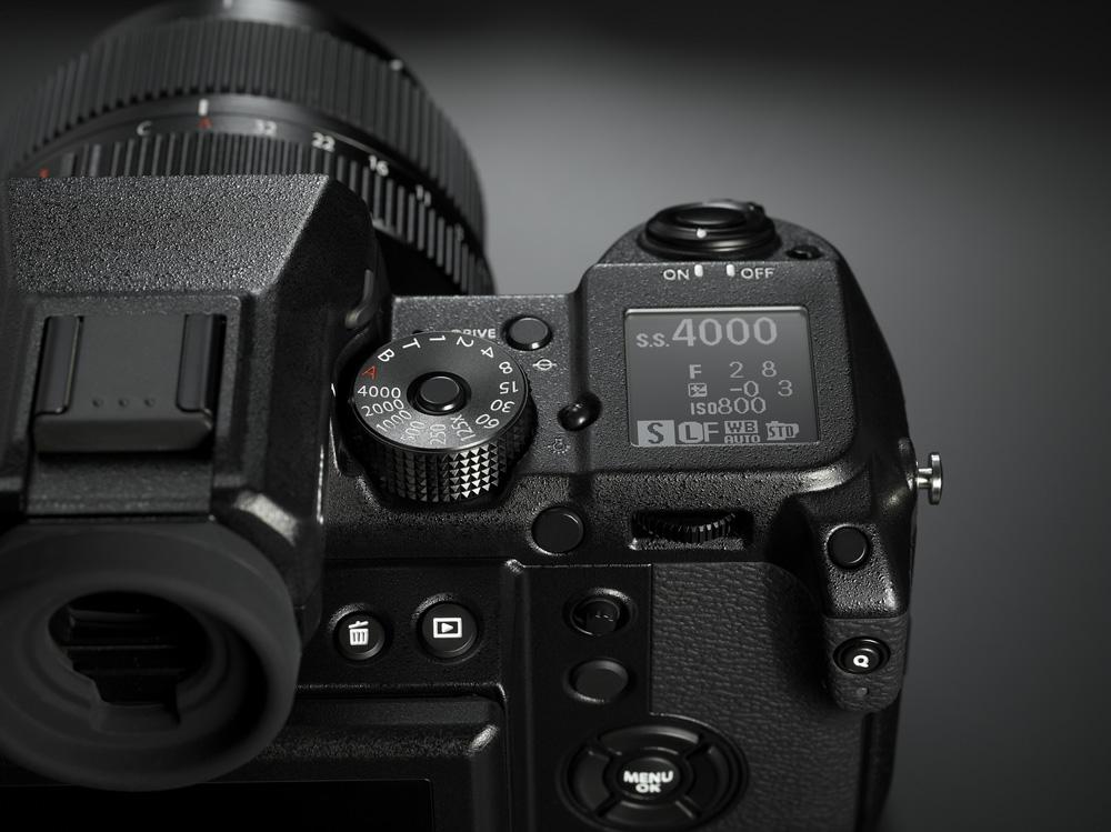 Mehr Informationen zur GFX 50S