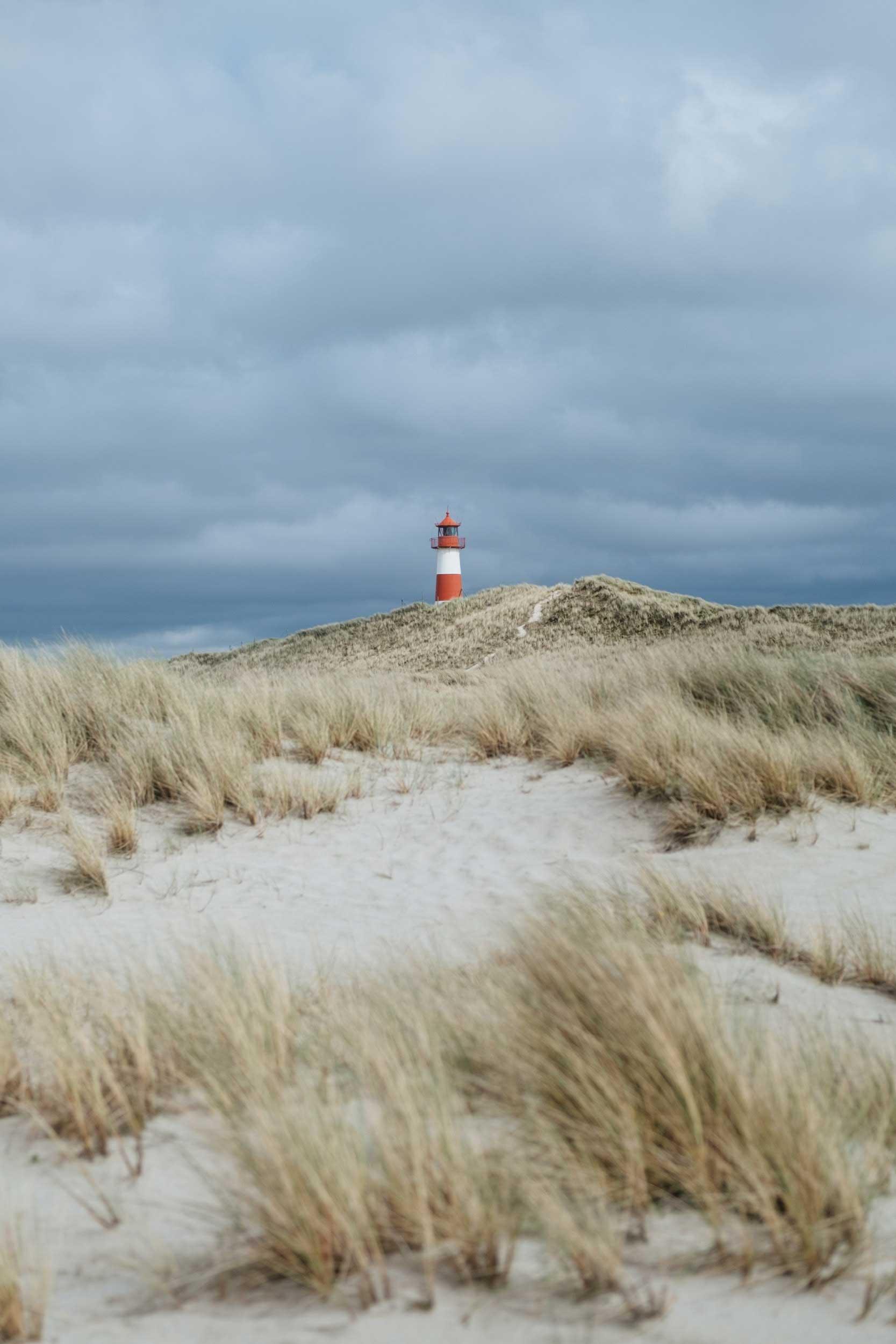 Leuchtturm List-Ost (Hannes Wittkopf - Fujifilm X-T4, 50mm f/2,0)