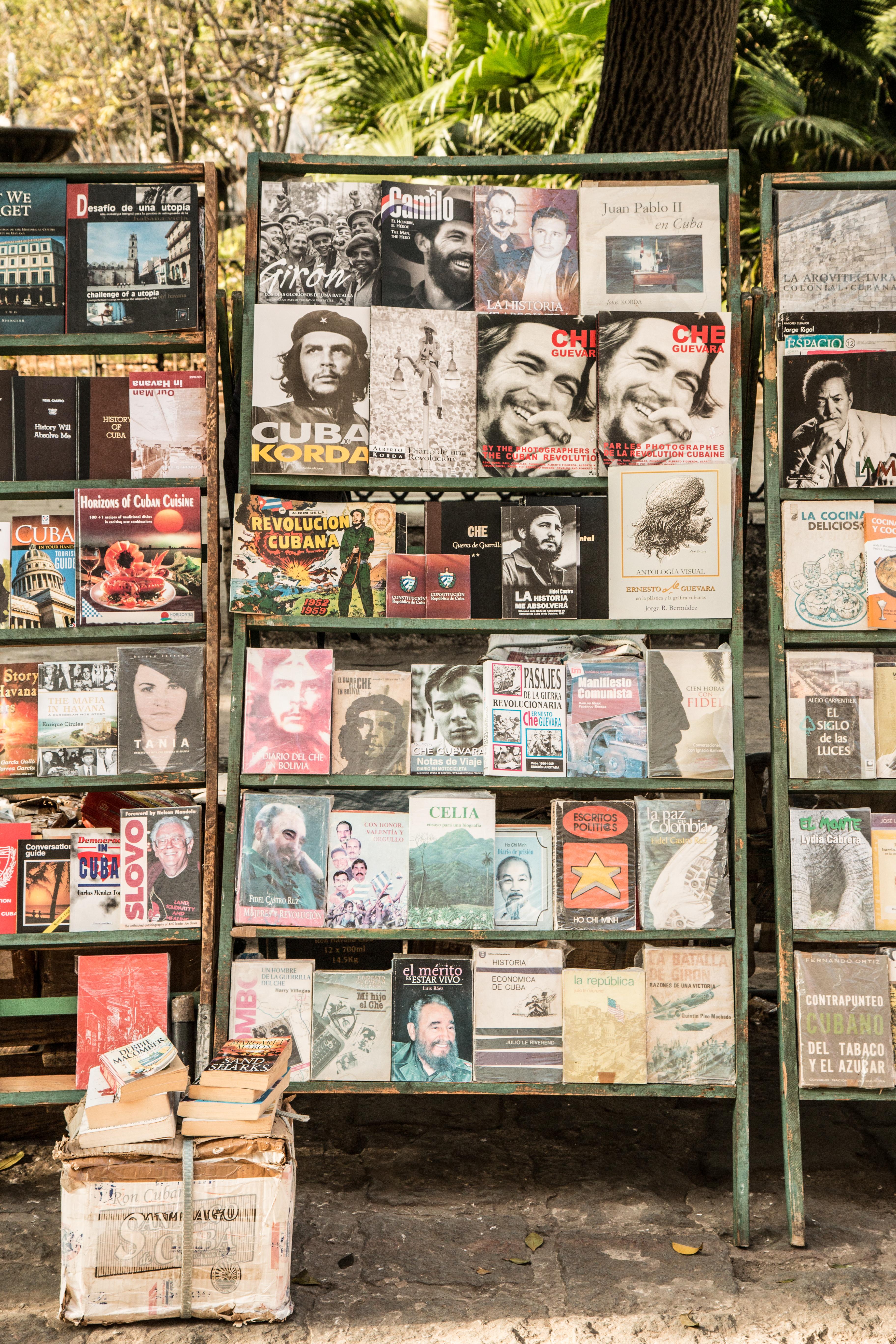 Literatur über Che Guevara
