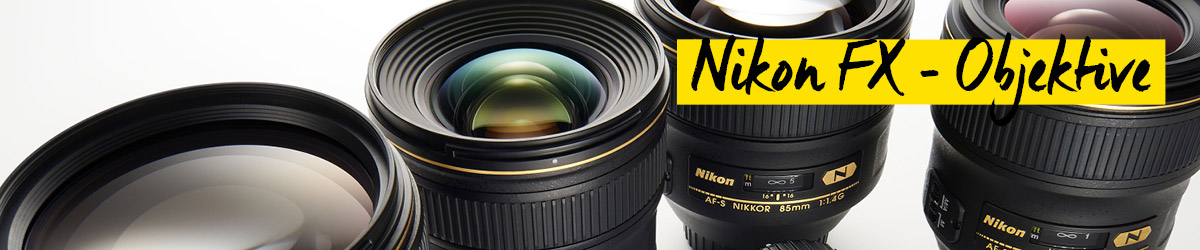 Nikon FX-Objektive