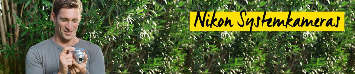 Nikon-Systemkameras
