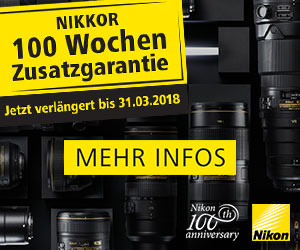 Nikon Zusatzgarantie