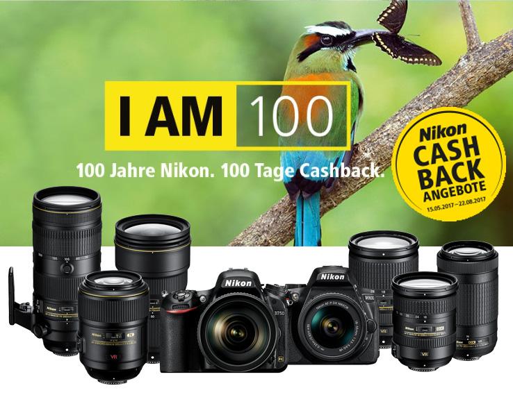 Nikon Cashback
