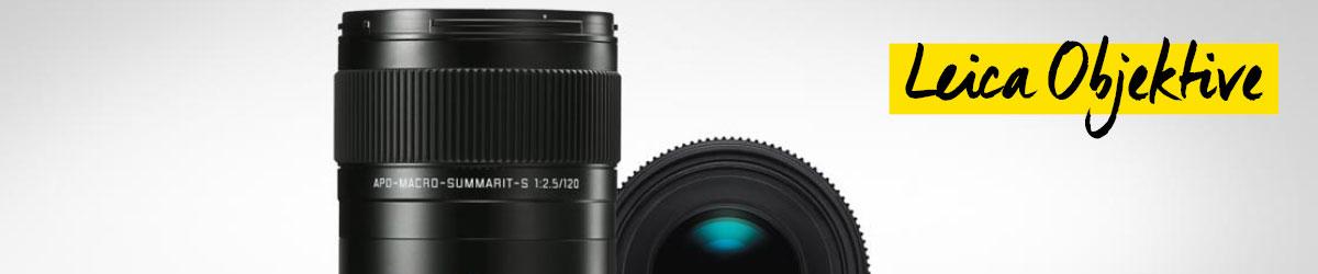 Objektive von Leica