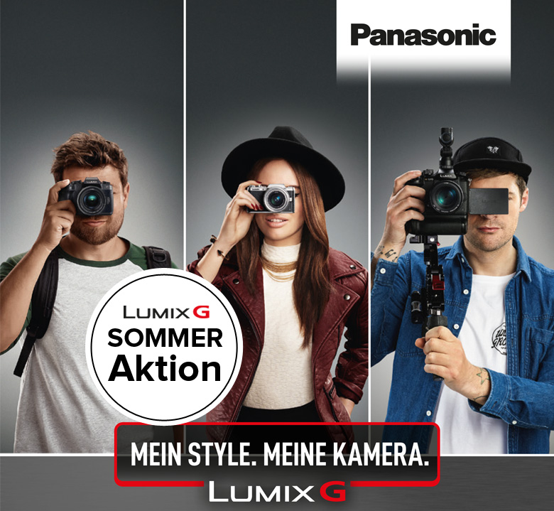 Panasonic Sommer Aktion
