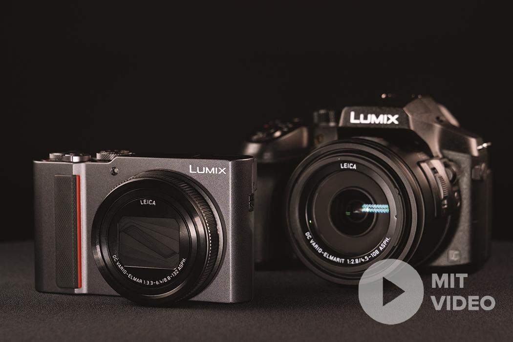 Panasonic Lumix TZ 202 vs FZ 300