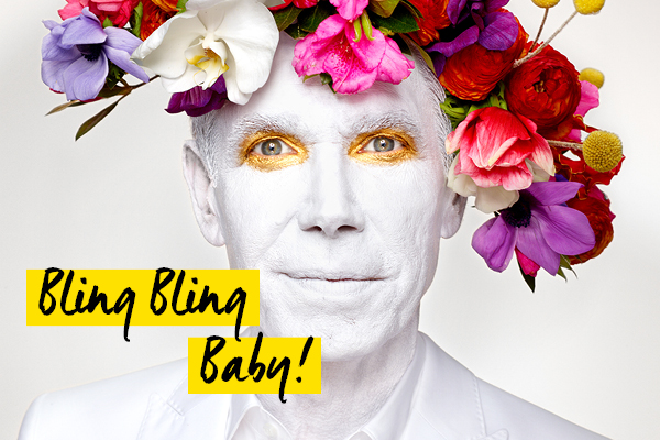 Bling Bling Baby - 12 Fragen an Nadine Barth